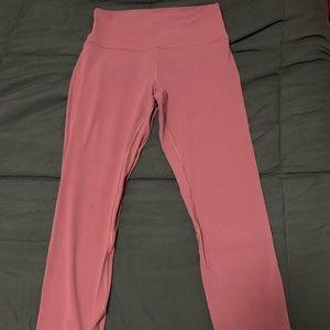 Lululemon Align Pant II - Size 8
